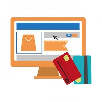 Achat en ligne et paiement