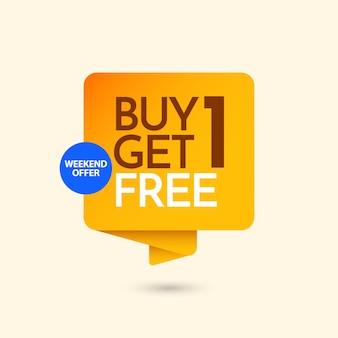 Acheter 1 obtenir 1 modèle gratuit.
