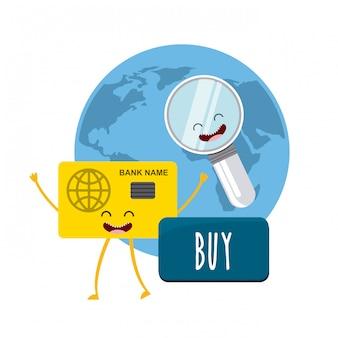 Acheter une icône de personnage en ligne