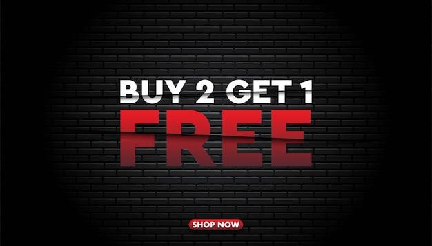 Achetez et obtenez un modèle de fond gratuit.