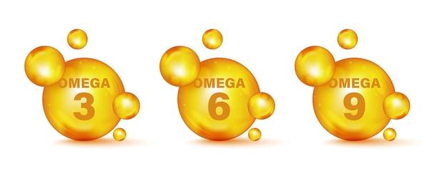 Acides gras polyinsaturés oméga3 oméga6 oméga9