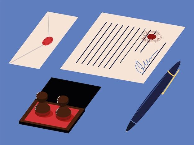 Actes d'exécution notariés