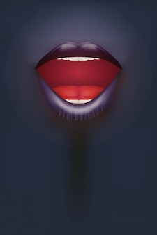 Affiche de boîte de nuit