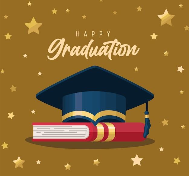 Affiche de la cérémonie de remise des diplômes