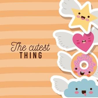 L'affiche de la chose la plus mignonne