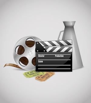 Affiche décorative de cinéma