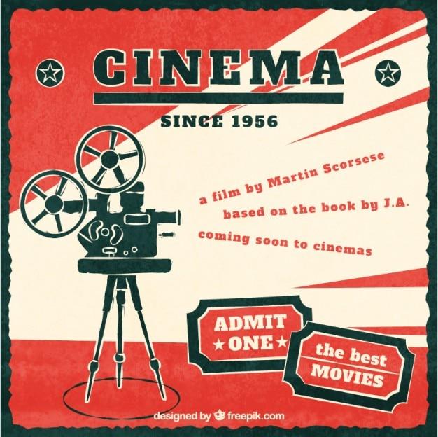 Affiche du cinéma