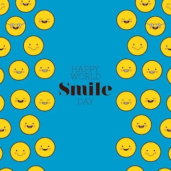 Affiche du jour du sourire