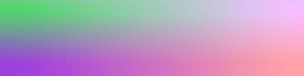 Affiche de fond de papier peint dégradé vert, rose, violet
