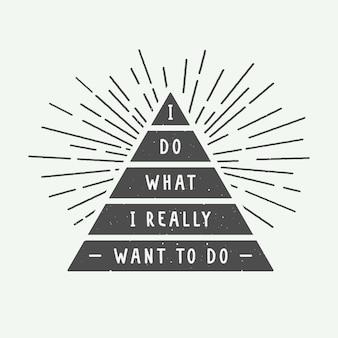 Affiche de motivation