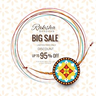 Affiche pour le festival indien