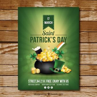 L'affiche de la saint-patrick