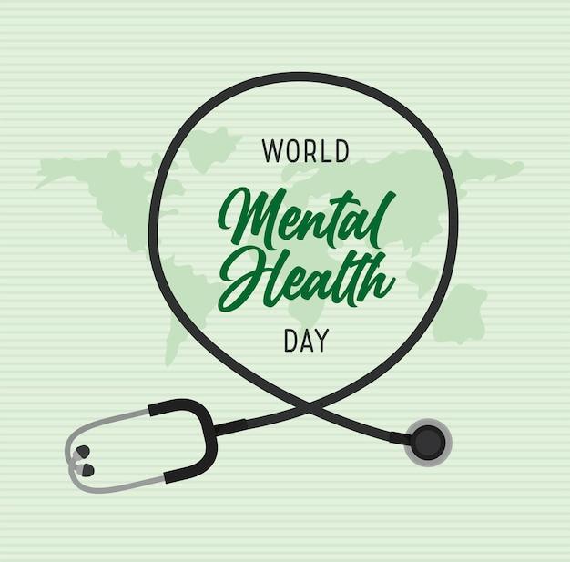 Affiche sur la santé mentale
