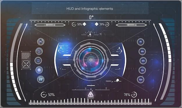 Affichez les éléments de navigation pour le web et l'application.