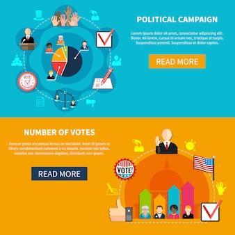 Agitation de campagne électorale