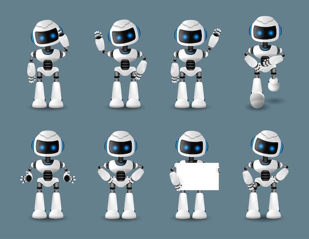 Aide-robot de mécanisme