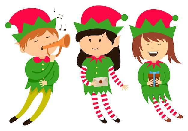 Aides elfes