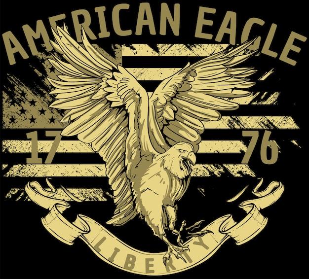 Aigle américain 2