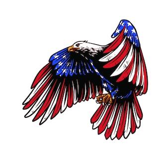 Aigle américain