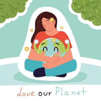 Aimer notre planète