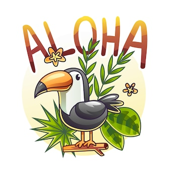 Aloha tropical