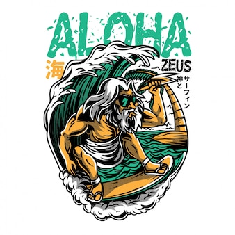 Aloha zeus