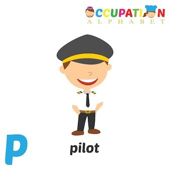 Alphabet d'occupation