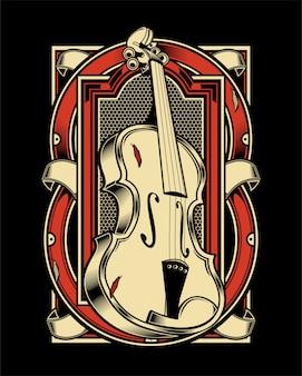 Alto corde instrument de musique