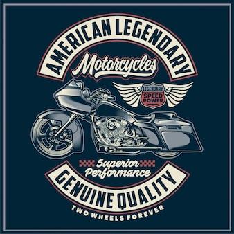 American legendary illustration