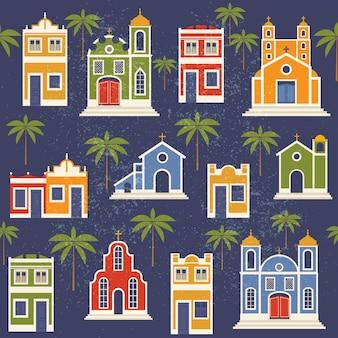 L'amérique latine festa junina abrite la fête de juin du brésil.