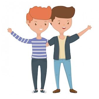 Amis adolescents