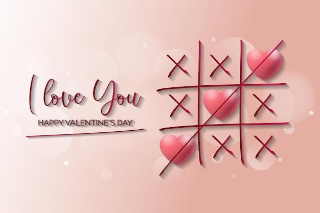 Amour créatif et saint valentin