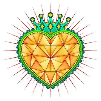 Amour de diamant