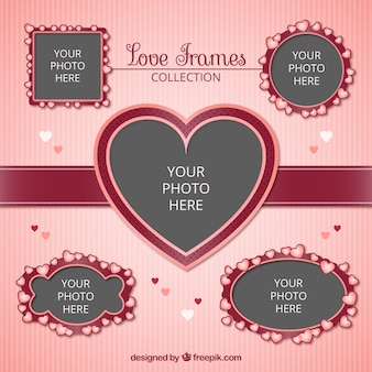 Amour frame set