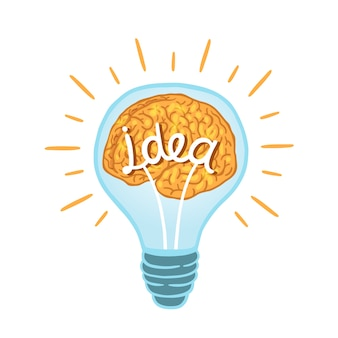 Ampoule créative