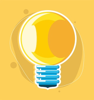 Ampoule à énergie