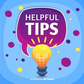 Ampoule utile astuce fond