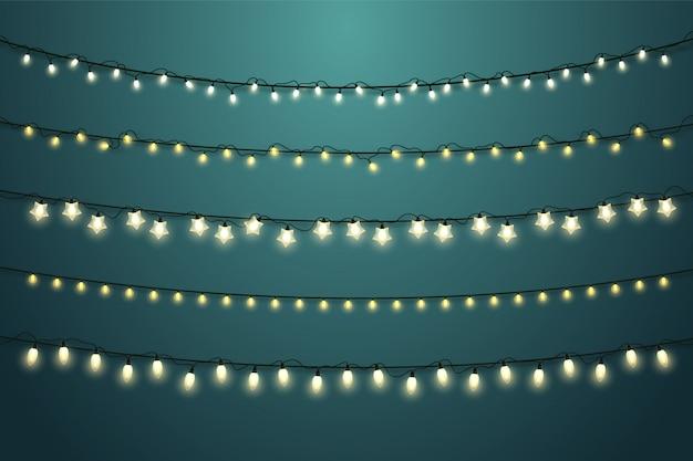 Les ampoules incandescentes conçoivent différentes formes.
