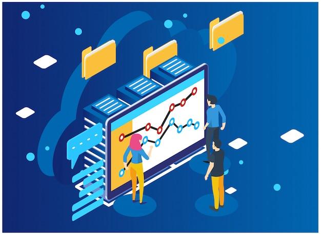 Analyse de données et concept de statistiques.