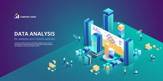 Analyse de données pour site web et site web mobile