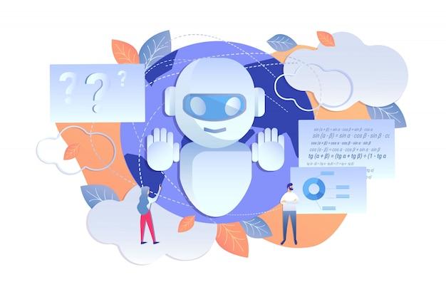 Analyse enterprise utilisant l'intelligence artificielle.