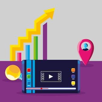 Analyse numérique du marketing