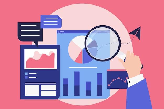 Analyse des performances commerciales avec des graphiques