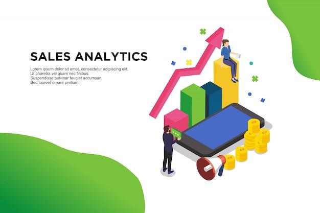Analyse des ventes