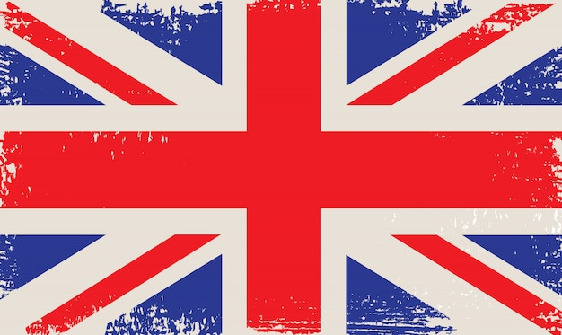 Ancien drapeau britannique