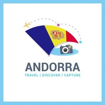 Andorra voyage symbole