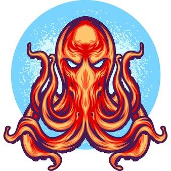 L'animal pieuvre