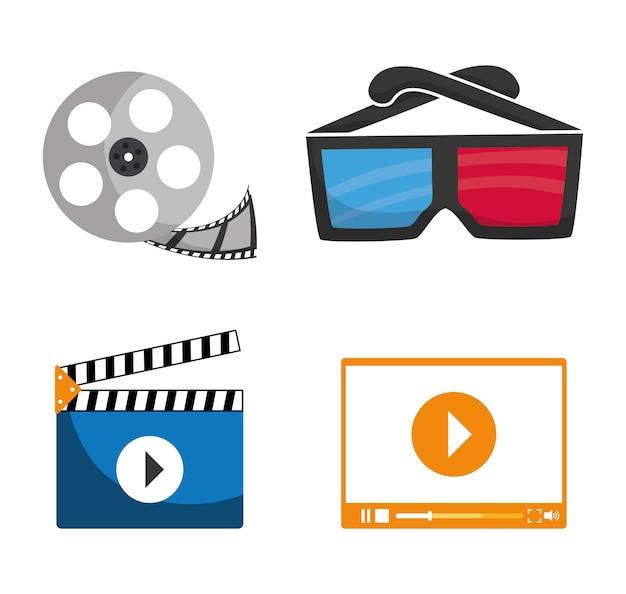 Animation de films et vidéofilms