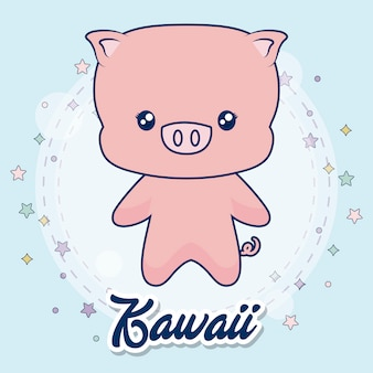 Animaux kawaii