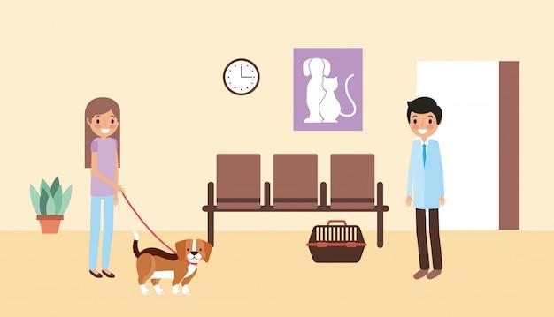 Animaux et vétérinaire